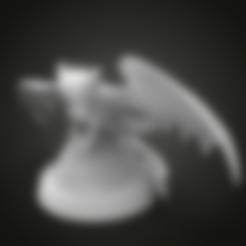 Download free STL file Toothless Diorama • 3D printable object, Boris3dStudio