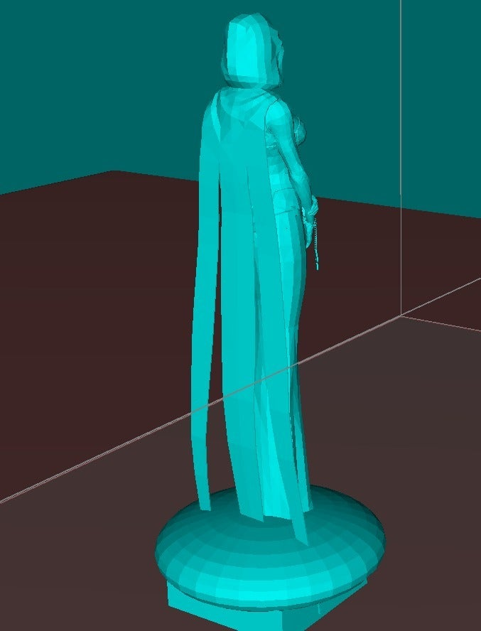 2d5ae404ca714ec7b16c97e3cc1b2de3_display_large.jpg Download free STL file Priest Girl • 3D printer model, Boris3dStudio
