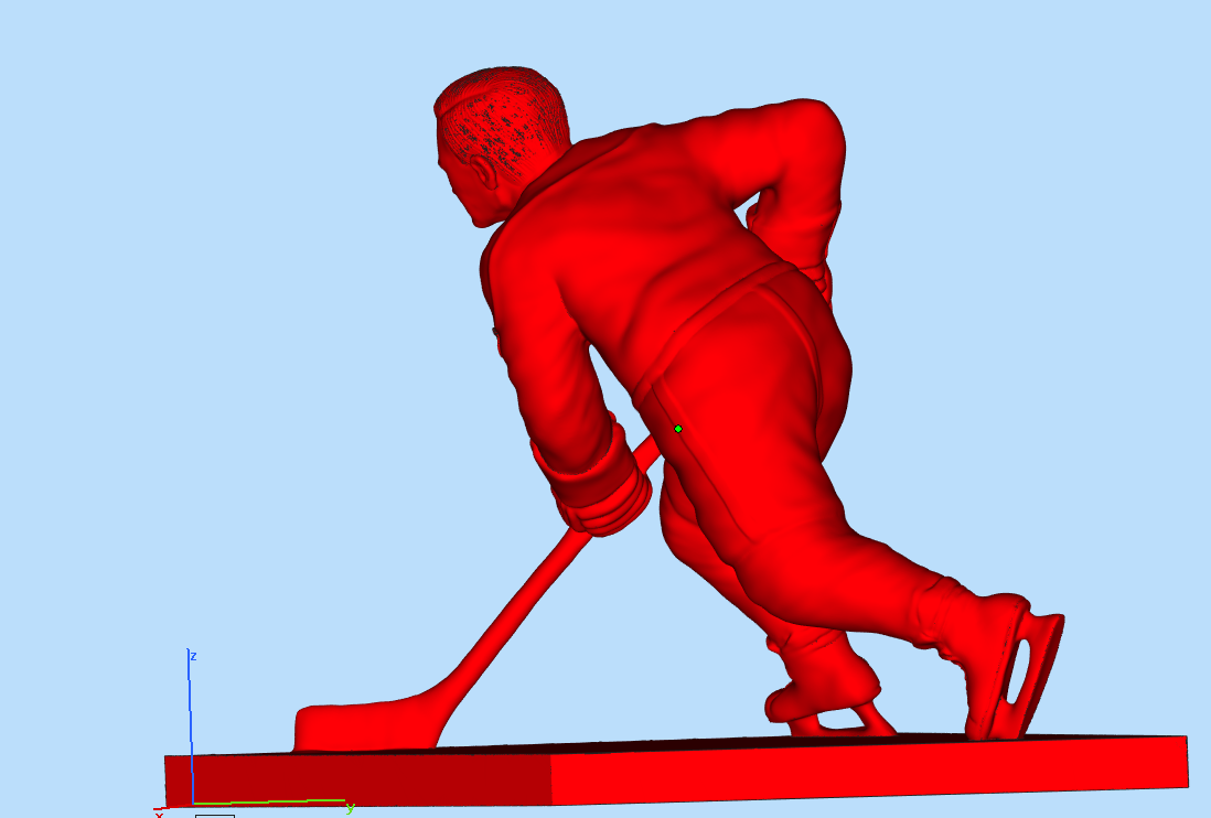 cf3db53f4612b2006822b072362066c2.png Download free STL file Hockey player number 9 • 3D printer design, Boris3dStudio