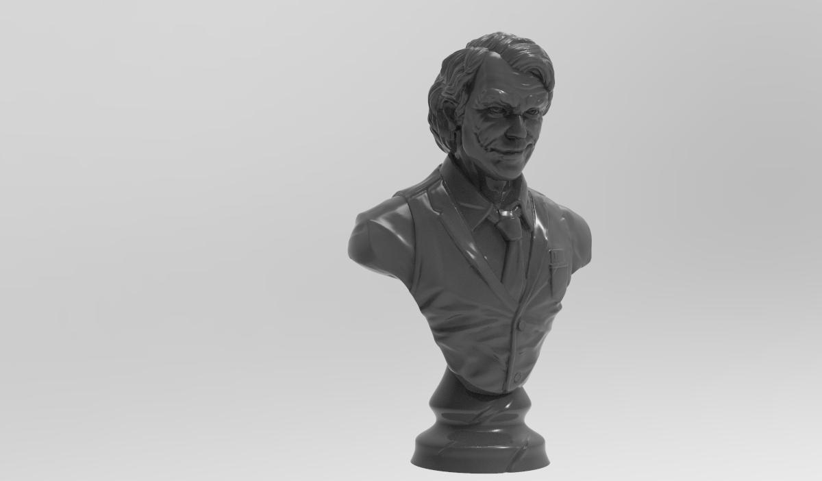 untitled.88.jpg Télécharger fichier STL gratuit Buste de joker • Design à imprimer en 3D, Boris3dStudio