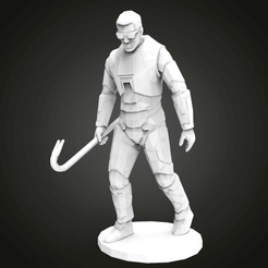Download free 3D printer designs Gordon Freeman, Boris3dStudio
