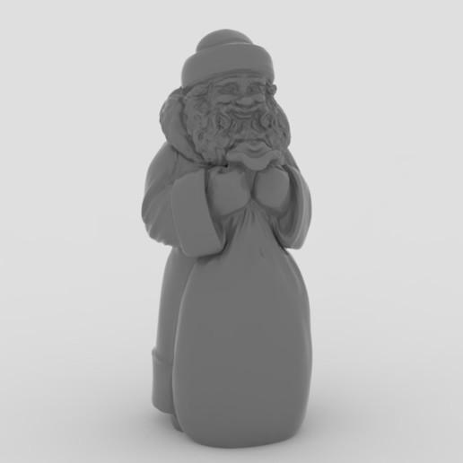 Télécharger fichier imprimante 3D gratuit Moroz mort, Boris3dStudio
