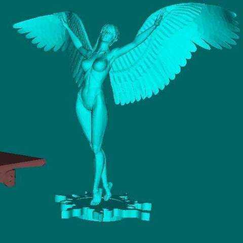 Download free 3D printer model Valkyrie solar, Boris3dStudio