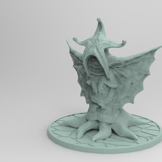 Télécharger fichier impression 3D gratuit Chose d'aîné miniature, Boris3dStudio