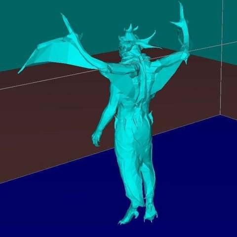 3ea661bf90c886a8aab5aea1211a8bd5_display_large.jpg Download free STL file High Vampire • 3D print model, Boris3dStudio