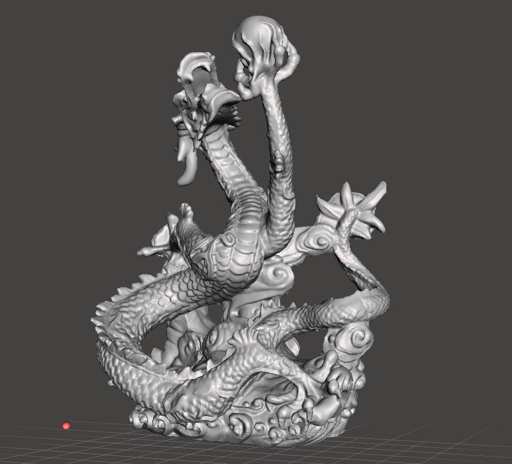 064e1d2daf3b85bd27348674b1a27673_display_large.jpg Télécharger fichier STL gratuit Dragon chinois v3.2 • Modèle pour imprimante 3D, Boris3dStudio