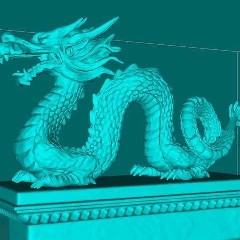 03fb3455d4669efeba5316da86b42aff_display_large.jpg Download free STL file Chinese dragon v2.1 • 3D print design, Boris3dStudio