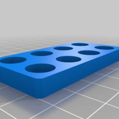 Télécharger modèle 3D gratuit Mon support droit paramétrique MakeBlock personnalisé, primejason