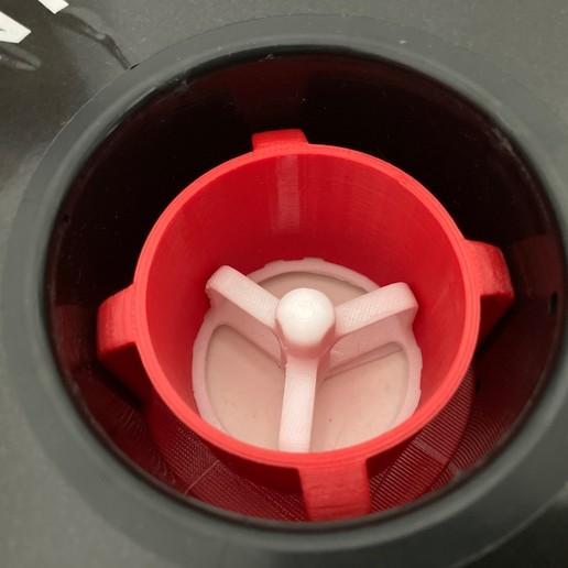 Télécharger fichier STL gratuit Spool adapter 54/76 mm • Objet pour imprimante 3D, mlebras
