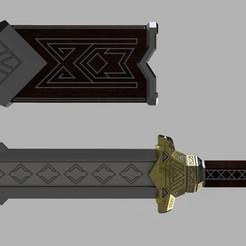 Thorin_s_knife_short_sword_2020-Sep-03_05-49-09AM-000_CustomizedView35973108268_jpg.jpg Télécharger fichier STL Le mot de passe du couteau de Thorïn • Plan à imprimer en 3D, glargonoid