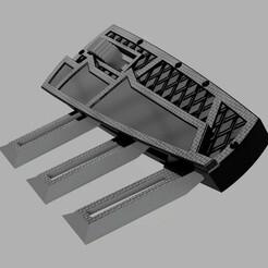 Untitled_2021-Jan-09_12-57-00PM-000_CustomizedView36558832873_jpg.jpg Télécharger fichier STL Les entretoises inspirées de Batman • Objet imprimable en 3D, glargonoid