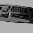 Untitled_2021-Jan-09_12-16-44PM-000_CustomizedView10762708057_png.png Download STL file Batman inspired bracers • Object to 3D print, glargonoid