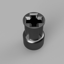 3Braun-multiquick.png Télécharger fichier STL Braun Mutiquick 7,9 Blender motor to accessories joint • Plan pour impression 3D, infos2