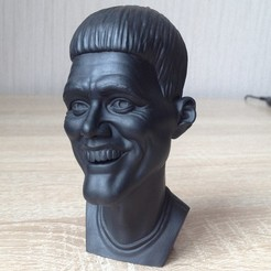 Download 3D printing models Caricature Of Jim Carrey, 02_mm