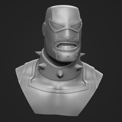 Download 3D printing files Cartoon Bane, 02_mm