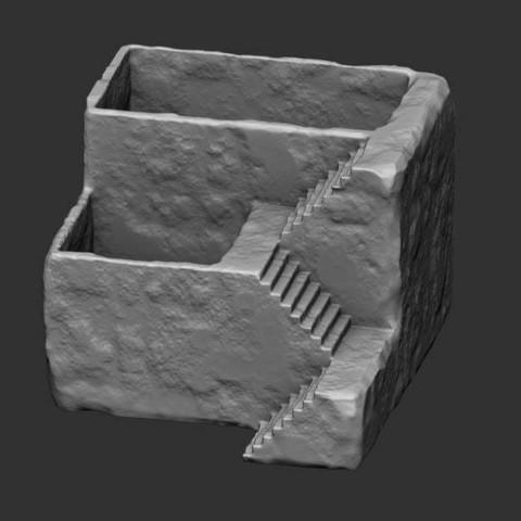85c727ce8f7f880a65fc7d883966c7c5_display_large.jpg Download free STL file Flower_pot • 3D printing object, 02_mm