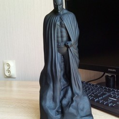 Download 3D printing files Batman monument, 02_mm