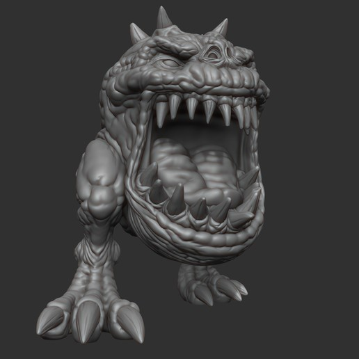 Download 3D printer designs Squig Herder, 02_mm