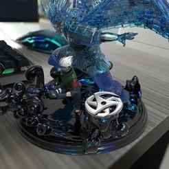untitled.13.jpg Download STL file Kakashi and Susanoo • 3D print object, ThunderToy