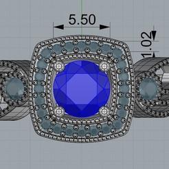 Download STL files Engagement ring , regardtabotes
