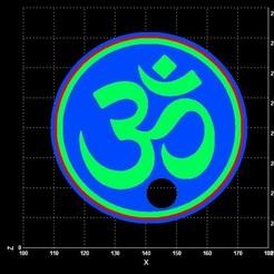 bom.jpg Télécharger fichier STL L'emporte-pièce du symbole Om • Plan pour impression 3D, Lucas_Kranz