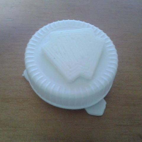 Download free 3D printer files Bottlecap holder test, Brenlen