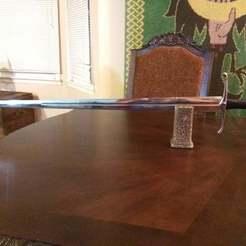 Télécharger modèle 3D gratuit Support d'épée point d'équilibre, Brenlen