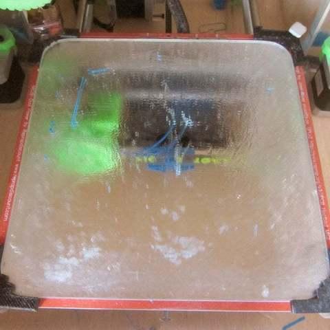 Download free 3D print files heated-bed mirror clip / mount, Brenlen