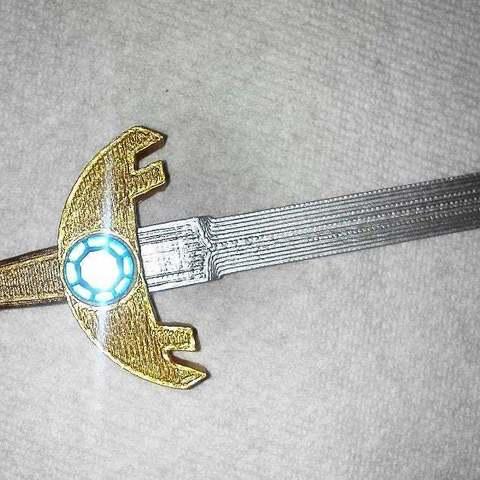 Descargar modelos 3D gratis Espada de Finn, LarryBerstilta