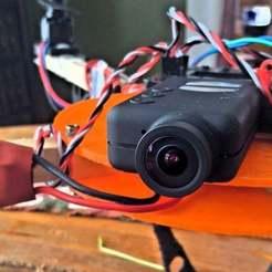 Download free 3D printer templates Xterminator quadcopter, LarryBerstilta