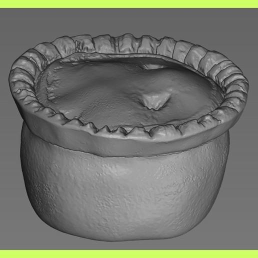 Télécharger fichier impression 3D gratuit pied de porc, jaybattini