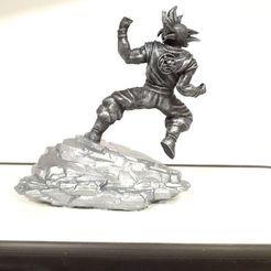 Download free 3D model Goku, yesomelo
