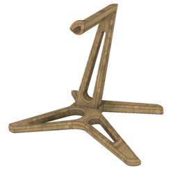 Télécharger objet 3D Cintre, Jastrzab