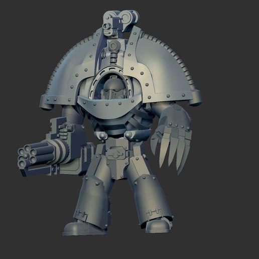 Screen1.JPG Download free STL file Cronusine Pattern Terminator Builder • 3D printing template, HappyDuck3D