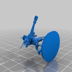 Imprimir en 3D gratis Martian Sneaky Boys, OrionRS