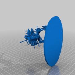 Descargar modelo 3D gratis Martian Ferrous Birdwalkers, OrionRS