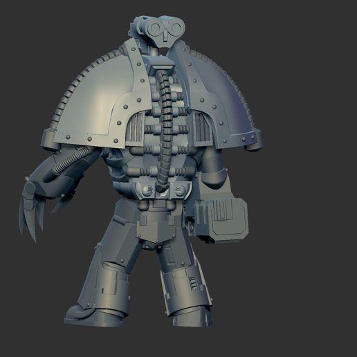 Screen2.JPG Download free STL file Cronusine Pattern Terminator Builder • 3D printing template, HappyDuck3D