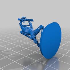 Imprimir en 3D gratis Carrozas de Óxido Marciano, OrionRS