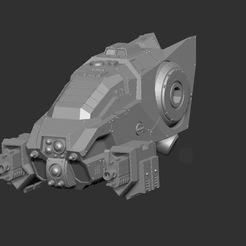 Descargar modelo 3D gratis Patrocinadores del lado de los caminantes de asalto de Stormhound, OrionRS