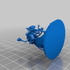 Descargar modelo 3D gratis Clero marciano mechano, OrionRS