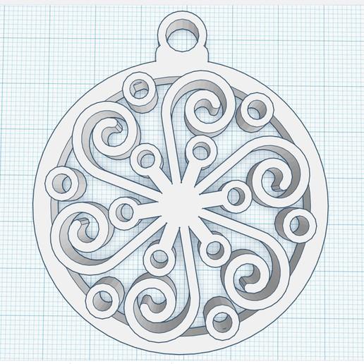 1.jpg Download OBJ file Ornamental Sphere • 3D printable design, cristoferespinozat