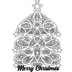 ARBOL 2.jpg Download STL file MERRY CHRISTMAS TREE: 3 • Template to 3D print, cristoferespinozat