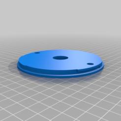 Router_plate_insert_KREG_18.png Télécharger fichier STL gratuit Insertion de la plaque de routage • Plan pour imprimante 3D, marcoarigliano