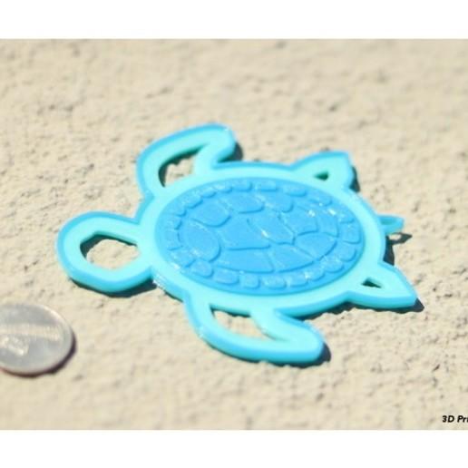 Télécharger modèle 3D gratuit Tortue (Décoration), 3dprintingspirits
