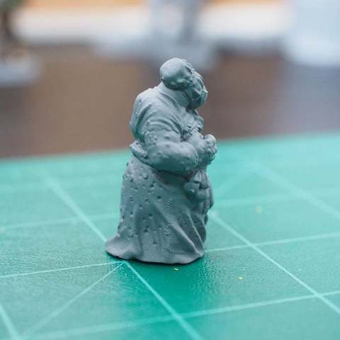 db5daba0ade9b1406494fdce23b82a40_display_large.JPG Download free STL file Witcher 3 Crone 1 • 3D print design, DarkRealms