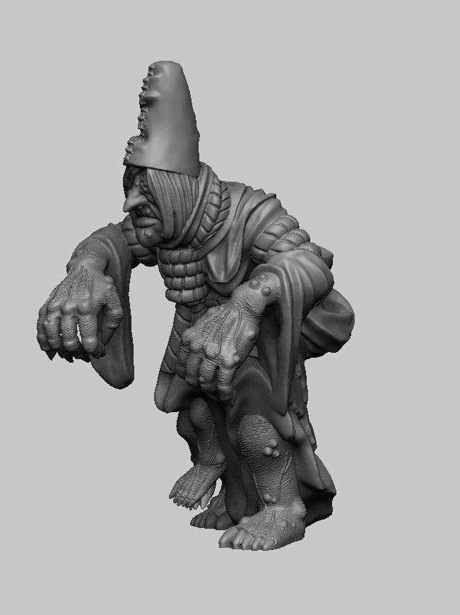 6d79757ebf276ac638d46ba0b3bb7b28_display_large.jpg Download free STL file Witcher 3 Crone 3 • 3D printing design, DarkRealms