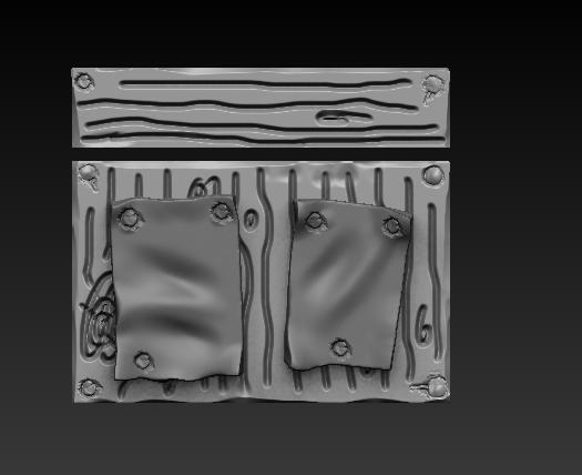 tavern_v2e.jpg Télécharger fichier STL Paysage médiéval - La Taverne • Objet imprimable en 3D, DarkRealms