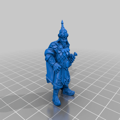 persianGuard.png Télécharger fichier STL gratuit Garde Persane • Modèle pour imprimante 3D, DarkRealms