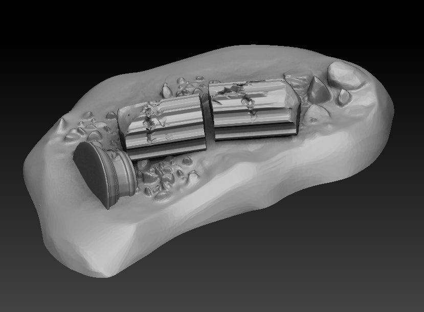 1654581fcde9e7d94501ec99a8bfc719_display_large.jpg Télécharger fichier STL gratuit Colonne de ruines romaines/grecques • Plan pour imprimante 3D, DarkRealms