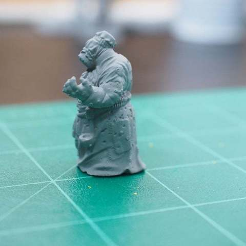 8a0187fbd1838a508fe2a319ea2d2b43_display_large.JPG Download free STL file Witcher 3 Crone 1 • 3D print design, DarkRealms